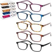 Reading Glasses Ladies 5 Asstd (LP41455)